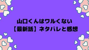 山口くんはワルくない【14話・最新】ネタバレと感想/俺たぶん皐の気持ちわかってるし